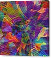 Uncommon Vibrations 2 Canvas Print