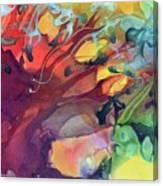 Uncontrolled Canvas Print