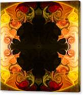 Undecided Bliss Abstract Healing Artwork By Omaste Witkowski Canvas Print