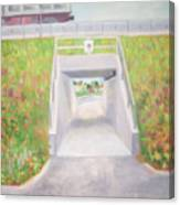 Underpass Canvas Print