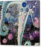 Underwater Living Canvas Print