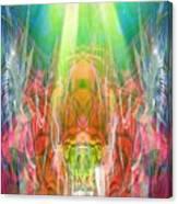 Unelanuhi-sungoddess Canvas Print