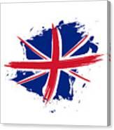Union Jack - Flag Of The United Kingdom Canvas Print