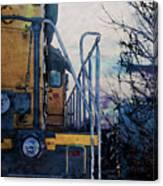 Union Pacific 1474 Canvas Print