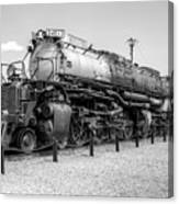 Union Pacific 4012 Canvas Print