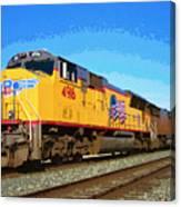 Union Pacific Canvas Print