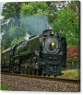 Union Pacific Engine 844 -- 7r2_dsc1956_16-10-18 Canvas Print