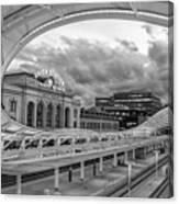 Union Station Denver Canvas Print
