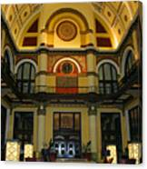 Union Station Lobby Canvas Print
