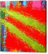Unison Canvas Print