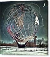 Unisphere Canvas Print