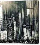 Unit 000 Canvas Print