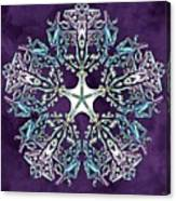 Unity Star Canvas Print