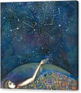 Universal Magic Canvas Print