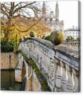 University Cambridge 2 Canvas Print