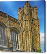 University Of Michigan Ann Arbor Canvas Print