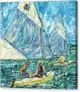 Unknown Title Canvas Print