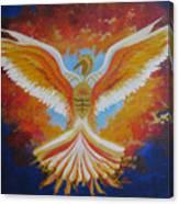 Unleashing The Holy Spirit Canvas Print