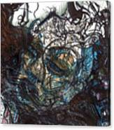 Unmasqued Canvas Print