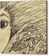 Unpainted Canvas Print