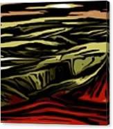 Untitled 02-06-10-b Canvas Print