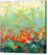 Untitled Abstract Canvas Print
