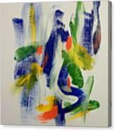 Untitled-b Canvas Print