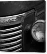 Untitled Classic Car Canvas Print