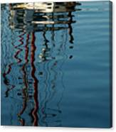 Upon Reflection Canvas Print