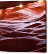 Upper Antelope Canyon 6 Canvas Print