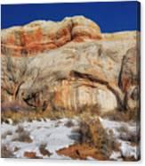 Upper Colorado River Scenic Byway Canvas Print