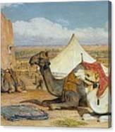Upper Egypt Canvas Print