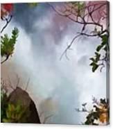 Upper Kaaterskill Falls Canvas Print