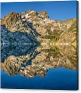 Upper Sardine Lake Panorama Canvas Print