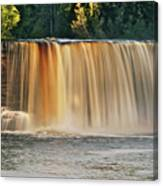 Upper Tahquamenon Falls 6279 Canvas Print