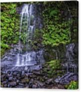 Upper Terrace Falls Canvas Print