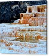 Upper Terraces Canvas Print