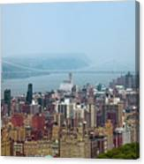 Upper West Side Canvas Print