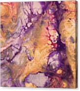 Upside Down Jellyfish And The Chicken Close Up Canvas Print