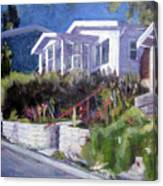 Upslope Canvas Print