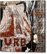 Urb 1 Canvas Print