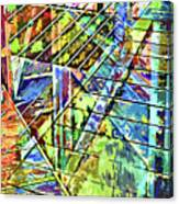 Urban Abstract 115 Canvas Print