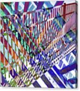 Urban Abstract 352 Canvas Print