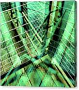Urban Abstract 405 Canvas Print