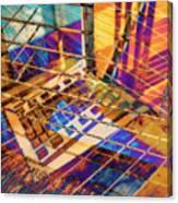 Urban Abstract 423 Canvas Print