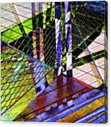Urban Abstract 466 Canvas Print
