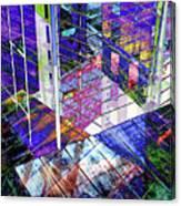 Urban Abstract 476 Canvas Print
