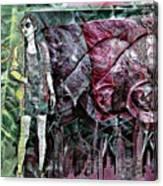 Urban Abstract,pop Art Canvas Print