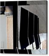 Urban Abstracts Seeing Double 64 Canvas Print