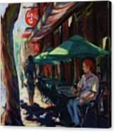 Urban Afternoon Canvas Print